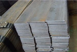 9260 Hot Rolled Steel Spring Flat Bar pictures & photos