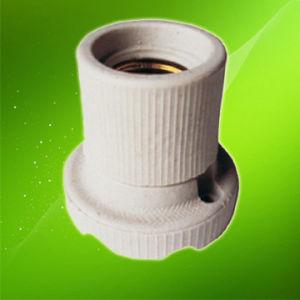 E27/E26 Porcelain Lamp Holder/Ceramics Lamp Holder Ce VDE (HC701-5) pictures & photos