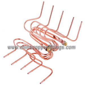 Copper Pipe Header for Air Conditioner pictures & photos
