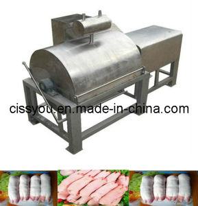 Animal Pig Slaughtering Abattoir Feet Trotter Dehairing Machine Equipment pictures & photos