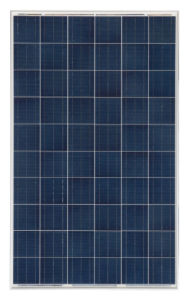 245W 156*156 Poly -Crystalline Solar Panel pictures & photos