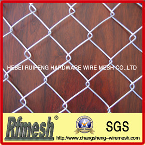 Diamond Wire Mesh/Chain Link Fence pictures & photos