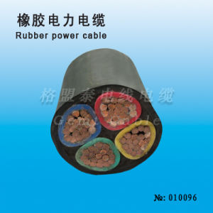Rubber Cable/Rubber Flexible Cable (010096) pictures & photos