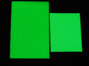 Luminescent Plastic Board (002)