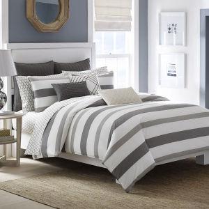 2016 Bedding Cotton Set Simple Fresh Stripe pictures & photos