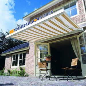 Semi-Cassette Retractable Awning L70, Awning pictures & photos