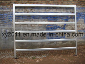 Hot DIP Galvanized Cattle Yards / Livestock Panels (XY-0813Z) pictures & photos