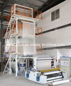 High Speed Film Blowing Machine (YT/HL-80/100EZ) pictures & photos