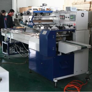 Automatic Tray-Free Biscuit Packing Machine (QNF360) pictures & photos