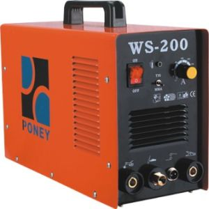 TIG/MMA Welding Machine (WS-130/140/160/180/200) pictures & photos