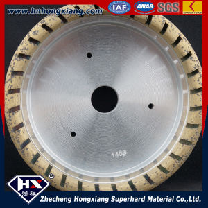 Long Working Life Diamond Grinding Wheel with Internal Segmented pictures & photos