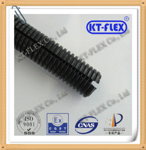 Split Loom Conduit Non Metallic Flexible Corrugated Conduit (PASB)