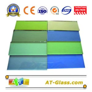 4mm to 10mm Reflective Glass Coated Glass Used for Curtain Wall pictures & photos