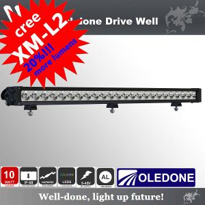 New Product! 240W Offroad LED Light Bar
