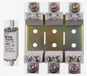 NH Fuses And Fuse Bases
