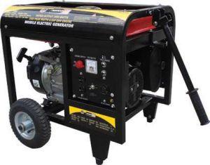 EPA/CE Approved Gasoline Generator Mobile Set (G-25L-60LD)