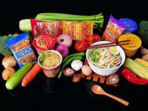 Halal Instant Noodles (Cookzen Brand,BRC Food)