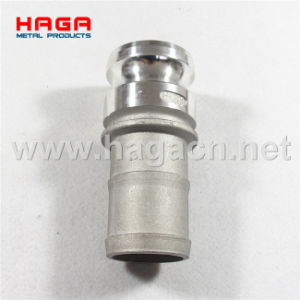Aluminum Cam Groove Camlock Coupling in Type E pictures & photos
