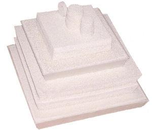 Al2O3 Filter Ceramic Foam for Precision Alumina Casting Filter pictures & photos