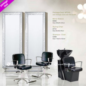 Mirror Stand, Dryer Chair, Barber Chair, Washing Chair (Package Deal NP245) pictures & photos