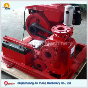 Emergency Portable Self Priming Fire Pump pictures & photos