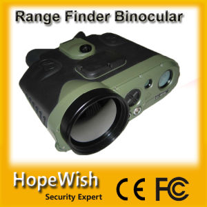 Portable Thermal Imaging Camera with GPS, Digital Compass and Laser Range Finder pictures & photos