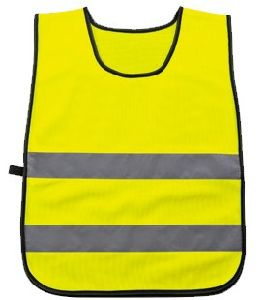 Children Hi-Vis Reflective Vest Yg853 pictures & photos
