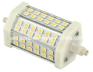 China 118mm 15w r7s led lamp to replace 150w halogen lamp for R7s 150w led