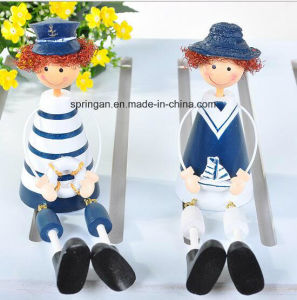2 PCS Mediterranean Style Puppet Decoration 2017 New pictures & photos