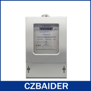 Three Phase Static Kwh Meter (electronic meter, energy meter, electricity meter) (DTS2111)