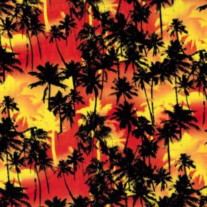 Tsautop Tsmf9084 Palm Tree Pattern Water Transfer Printing Film pictures & photos