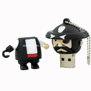 Star Wars USB Pendrive Cartoon Robot PVC USB Flash Drive pictures & photos