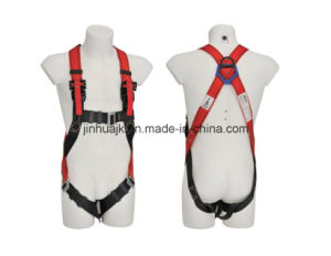 Full Body Adjustable Safety Harness (JE135084) pictures & photos