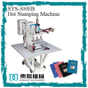 Hot Stamping Machine (SYS-509HS) pictures & photos