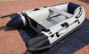 2.3m 7.5FT Inflatable Fishking Boat Sport Boat Hy-E230 with Ce Cert. and Plywood Floor for Sale pictures & photos