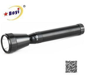 Rechargeable Aluminum Flashlight Cgc-Z203-2D pictures & photos