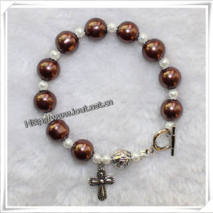 Religious Fashion Jewellery Rosary Bracelet (IO-CB134) pictures & photos
