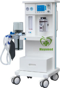 My-E008 Medical Equipment ICU Movable Anesthesia Machine Price pictures & photos