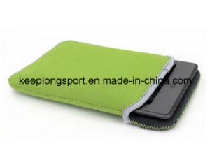 Embossed Fashionable Custom Neoprene iPad Sleeve pictures & photos