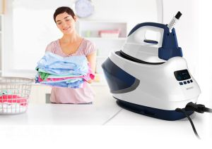 Professional Steam Iron with Detachable Water Tank (KB-2013) pictures & photos