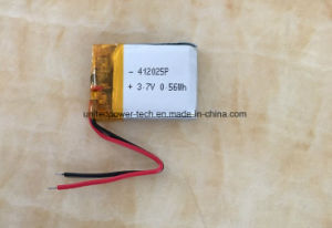 Lipo Battery 3.7V 150mAh Lipo Battery 422025 pictures & photos