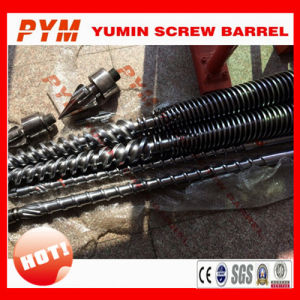 Heating Treatment Extruder Screw Barrel pictures & photos