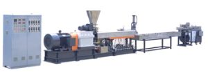 Parallel Twin-Screw Granule Making Machine pictures & photos