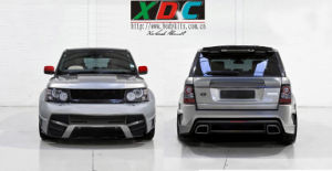 Car Bumper for Range Rover Sport 2009# Design