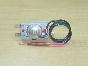 Bipmanual Reset Thermostat