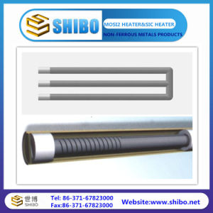 Spiral Type W Type Sic Heating Elements for Electric Furnace pictures & photos