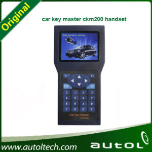 Car Key Master Ckm200 Handset with 390 Tokens Auto Key Programmer pictures & photos