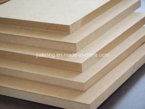 Raw Plain MDF Board Supplier pictures & photos
