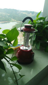 Portable Solar Lantern USB and SD/MMC/Ms Sockets pictures & photos