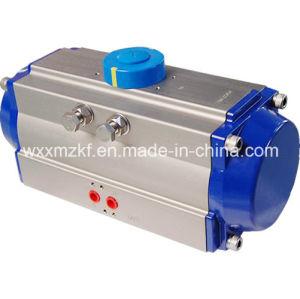 Pneumatic Rack & Pinion Air Cylinder pictures & photos
